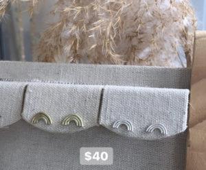 CRF Earring Studs - $40
